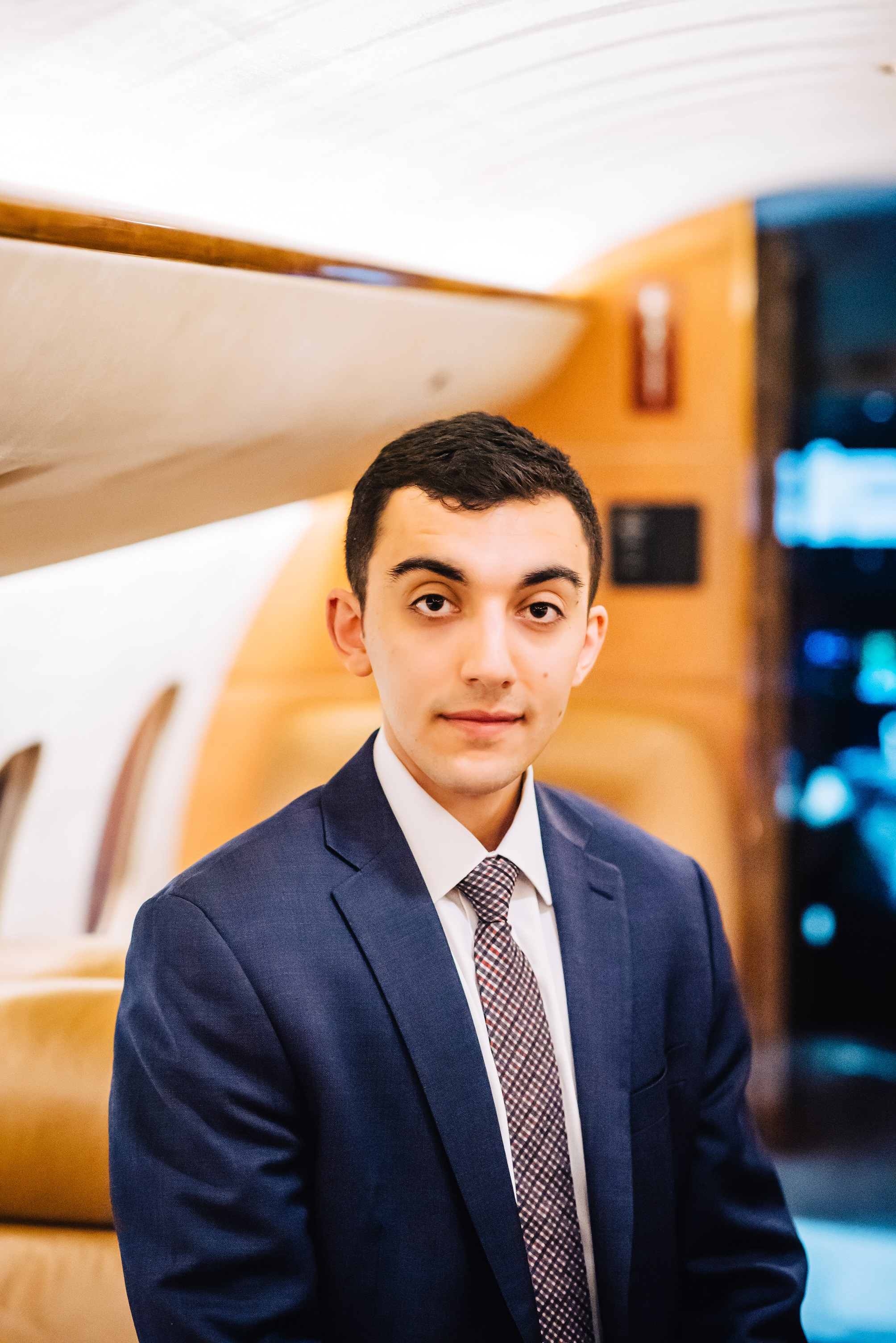 Ehsan Monfared - Associate Aviation Lawyer